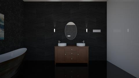 bathroom coal - Bathroom  - by tint concept