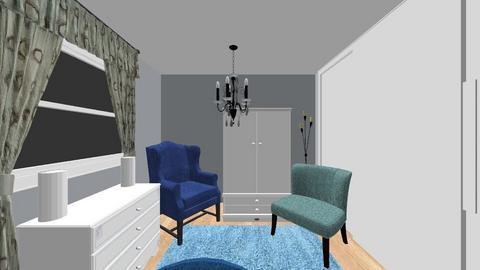 Vivians Lounge whte chstc - Office  - by Vivianrog