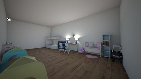 Kids room - Kids room  - by Auv