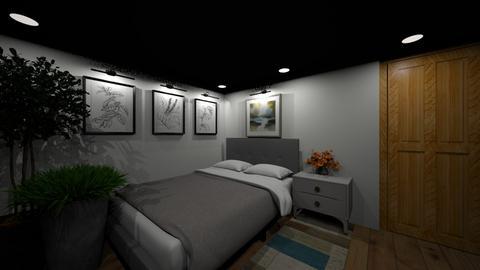 nghiep - Bedroom  - by nghiepphamdinh
