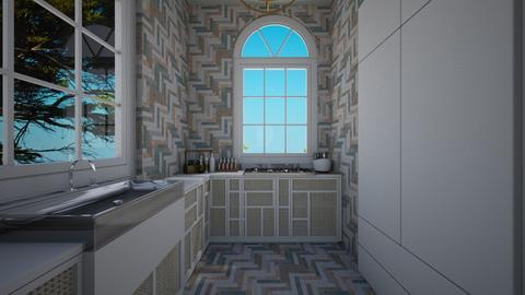 Casa210Kitchen - Minimal - Kitchen  - by nickynunes