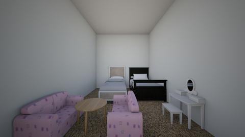 kids playroom - Glamour - Kids room  - by tayloram2