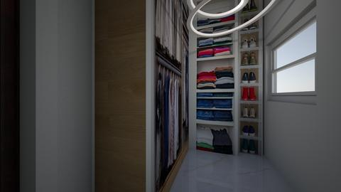 mbaise closet - Bedroom  - by jfx