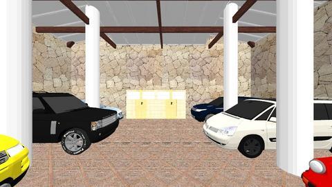 Greys Garage - by snwildrose
