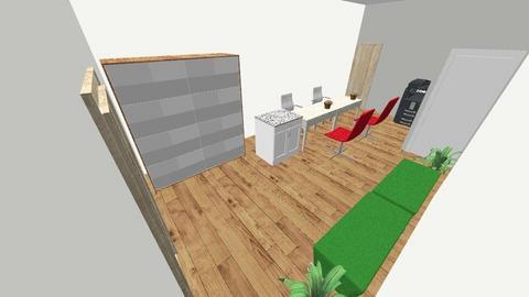 DESAIN KANTOR BARU - Living room  - by Grapari_Fakfak