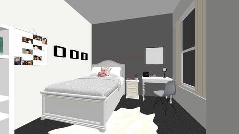 Dream Room  - Bedroom - by DobbyThePuppy