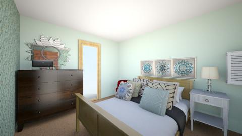 Bedroom - Vintage - Bedroom  - by kerri182