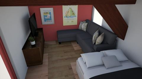 Slaapkamer wittevrouwen 2 - Bedroom  - by daanlucas