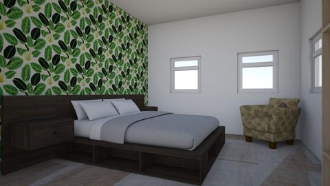 Slaapkamer 1 - Bedroom  - by SaraDinkje