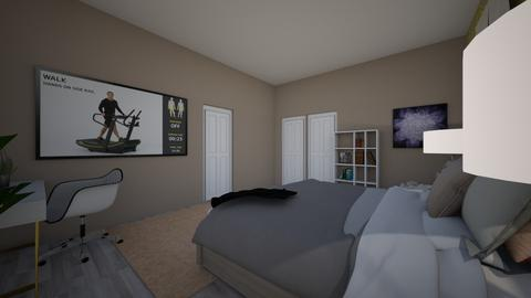 manne1 - Bedroom - by EliseMann