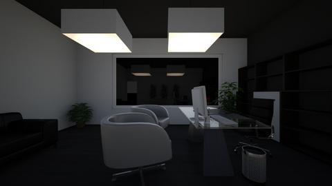 Asia - Office - by Asia Liberkowska