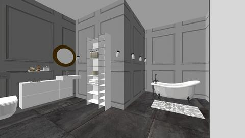 Morgans Bathroom - Bathroom  - by 22clasmor