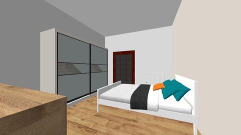 letto - Bedroom - by OmarSempai
