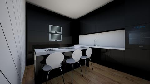 Part 2 - Kitchen  - by Mekdi