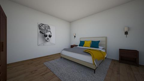 bedroom 1 - Bathroom  - by sarahduncan2