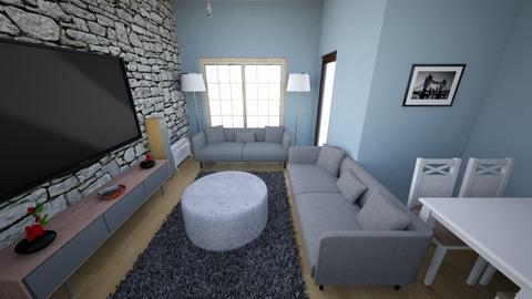 salon son hali 17 - Modern - Living room  - by filozof