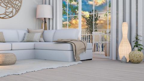 For Meg_T A T E - Living room  - by light_of_grace