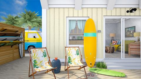 Surf Cottage 5 - by vee_la_ree
