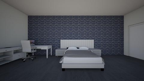 Bedroom lmaoo - Bedroom  - by unats