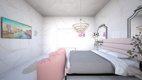 Teen Bedroom - Bedroom  - by Tyasia123