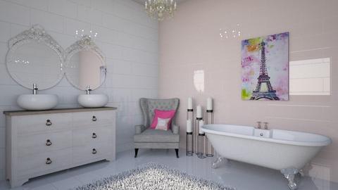 SCB - Bathroom  - by tj94