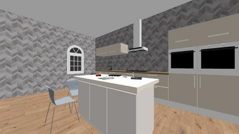 Modern Kitchen 2021 - Kitchen  - by Connor1400