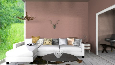 Country Dazzle - Country - Living room  - by meissnersamantha