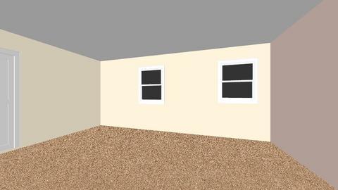 Design 1 - Bedroom  - by aida_mehnert