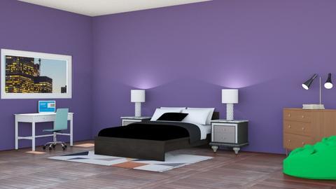My Dream Bedroom - Bedroom  - by designgirl59