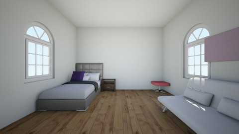 room - Bedroom - by blackstoneXX
