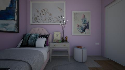 yo mio desde t - Bedroom  - by Abi777