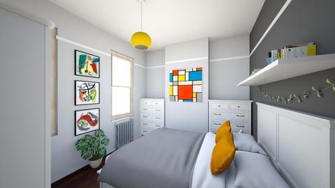 bedroom 8 - Bedroom - by elisapini02