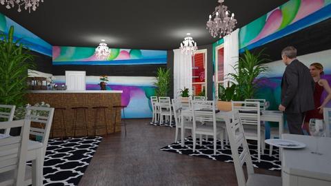 Restaurant okeeffe - Dining room - by Loca910