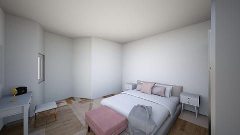 253149 - Modern - Bedroom  - by _manlikeabel_