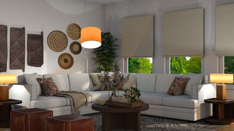 Dulce - Classic - Living room  - by Claudia Correia