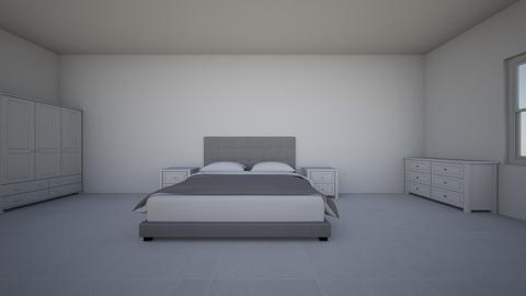 Michells cuarto - Modern - Bedroom  - by Andrea_FuentesBermudez