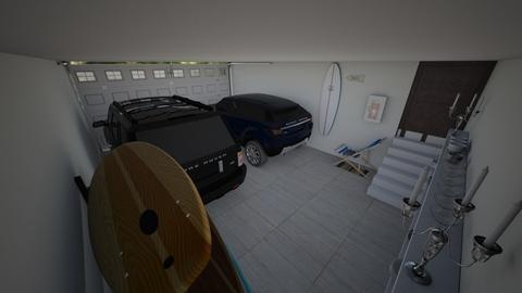 garage  - by itsaboiwithproblems