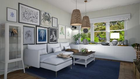 Living room1 - Living room  - by mikaelahs
