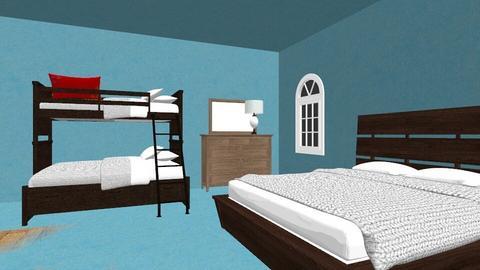 room - Bedroom - by kyakind