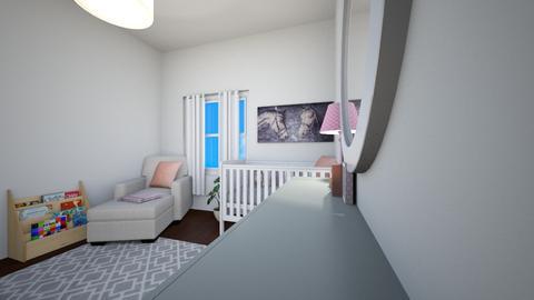 Kids bedroom - by Emma_Rosenberg
