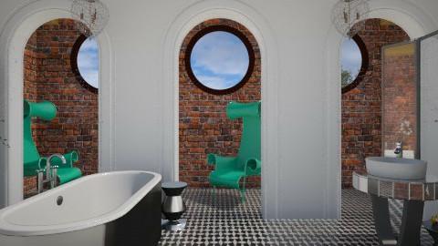 Chapel Bath - Eclectic - Bathroom  - by 3rdfloor