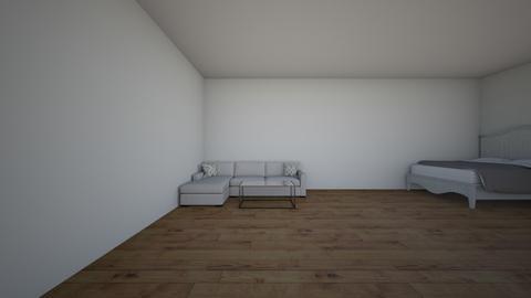 bedroom - by zoe1309