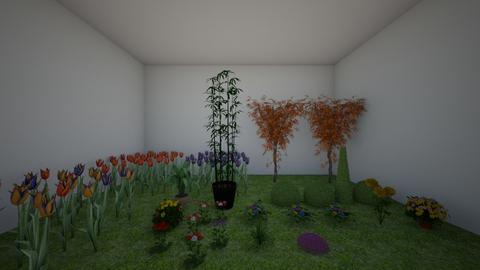 kaelynmarie - Garden  - by KaeDog