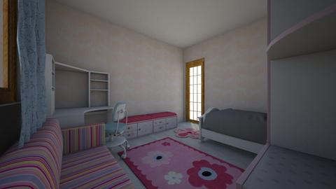 kids room - Kids room  - by skarlet73