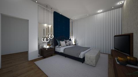 Verde - Modern - Bedroom  - by kirti123