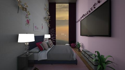 lilac - Modern - Bedroom  - by roomybabes009