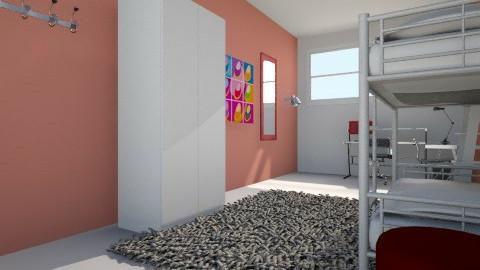 my bedroom - Bedroom - by fdiane