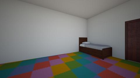Beginner project - Kids room  - by 2097686