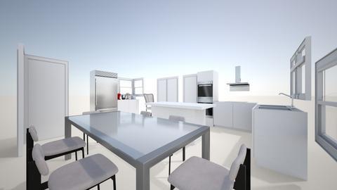 Bellaterra_Cucina_Proj1 - Kitchen  - by GianluEnza