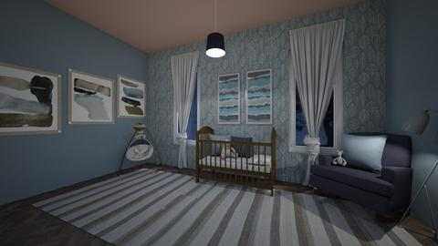 Neutral Nursery  - Kids room  - by Destiny H